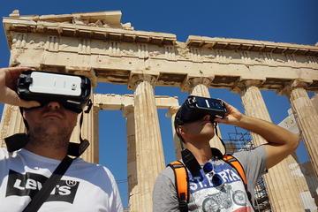 Acropolis Walking Tour and Virtual Reality Experience