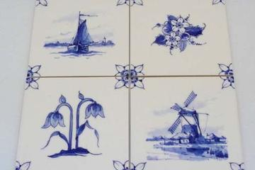 Private Delft Pottery Factory Tour and Workshop
