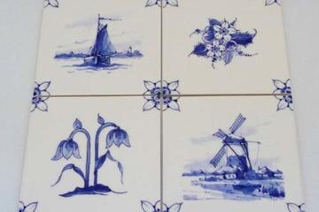 Visita privada: Fábrica de cerámica de Delft y taller de pintura