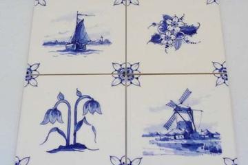 Visite privée: visite de l'usine de faïence de Delft et atelier de...