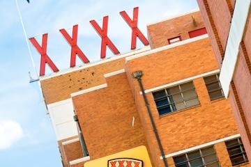 Visite de la brasserie XXXX