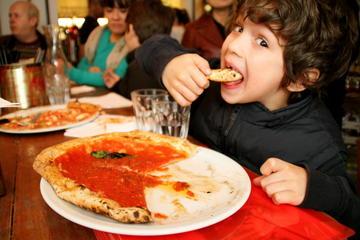Excursão para os amantes de pizza em...