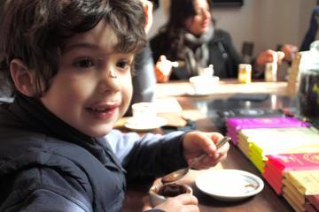Soho International Sunday Food Tour in London