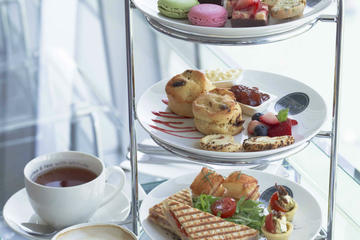 English High Tea with Sky100 Observation Deck