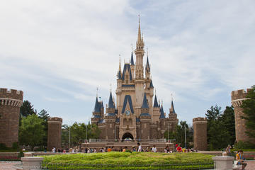 Tokyo Disneyland or DisneySea Private Return Transfer - English...