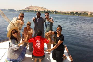 Aswan: Felucca Boat Cruise Adventure
