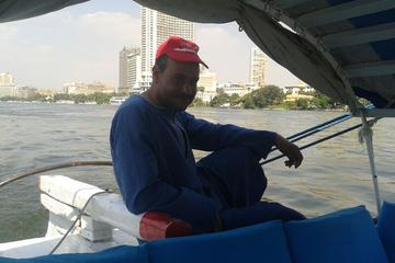 Treasures and Tut Small Group Tour Including Felucca Ride Along the Nile and Traditional Local Lunch