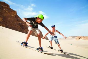 Safari de aventura en 4x4 por el desierto desde Sharm el Sheij