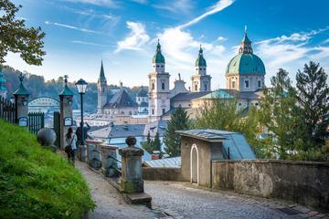 Excursión de un día para grupos pequeños por Salzburgo desde Viena...
