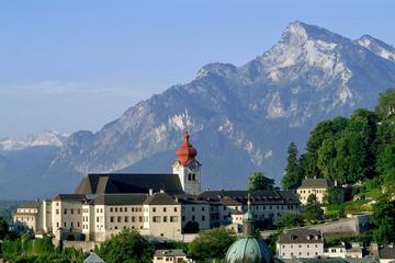 Gita di un giorno per piccoli gruppi a Salisburgo da Vienna con