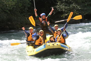 Rafting Family