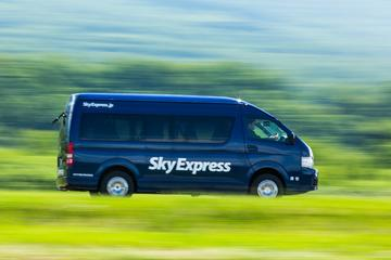 Private Transfer: New Chitose Airport to Furano (8 Seater with Luggage)