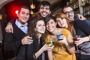 Recorrido por bares de La Paz