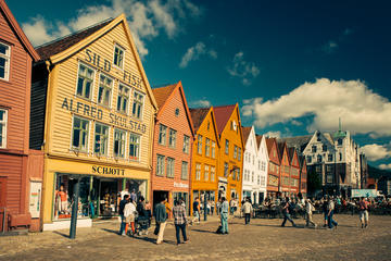 City Walking Tour - Bergen a pie