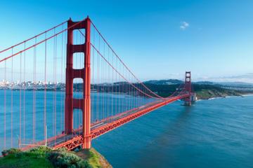 Excursão turística em São Francisco com guia falante de espanhol