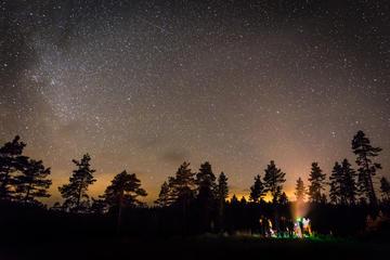 4 notti nella natura selvaggia a Bergslagen da Stoccolma: campeggio
