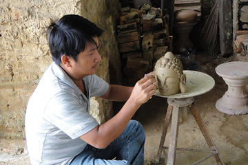 Craftwork and Farming Village Day Trip from Da Nang