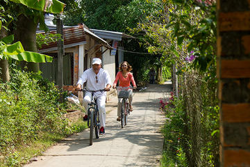 Explore the Local Life in Mekong Delta by Bicycle from Ho Chi Minh...