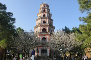 Full-day Hue Imperial City Tour from Chan May Port