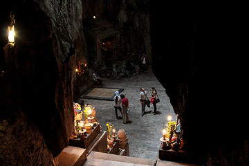 Full-Day Marble Mountain and Hoi An City Shore Excursion from Da Nang...