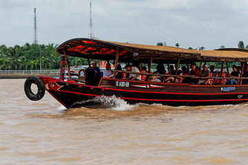 Full-day Mekong Delta Authentic Experience by Speed Boat from Ho Chi...