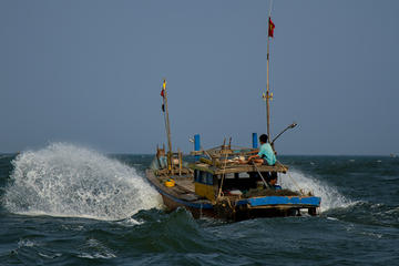 Full-day Offshore Fishing in Hoi An from Da Nang City