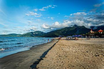 Gita di un giorno al passo Hai Van e alla spiaggia di Lang Co da Hoi