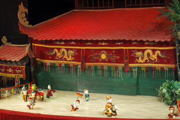Ha Noi - Water Puppets…