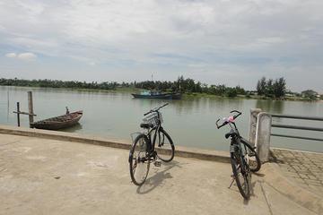 Halbtägiges Landschaftsporträt von Hoi An mit dem Fahrrad