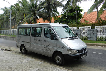 Ho Chi Minh City Airport Arrival Transfer to Mui Ne