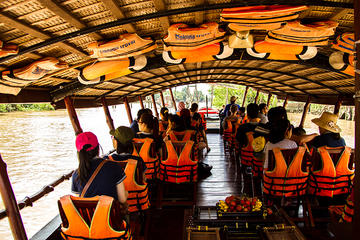 Mekong Delta Discovery Tour including...