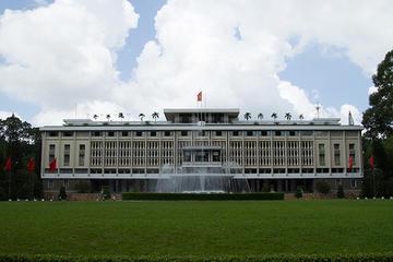 Recorrido por la Ciudad Ho Chi Minh de medio día