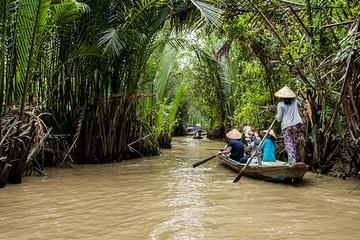 Tour durch das Mekong-Delta mit Mittagessen ab Ho Chi Minh Stadt