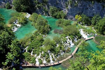 Plitvice Lakes Full-Day Private Tour from Zagreb