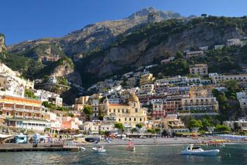 Exclusive Amalfi and Positano tour from Sorrento