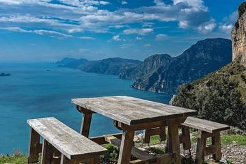 Hike the Path of the Gods: Amalfi Coast Experience from Sorrento