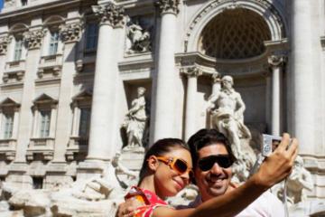 Traslado privado: de Sorrento a Roma