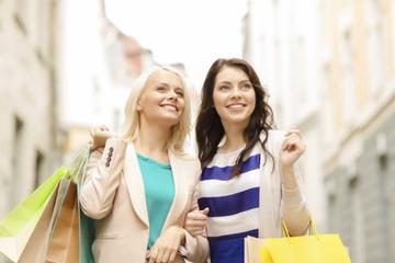 Viagem de compras a Positano partindo de Sorrento
