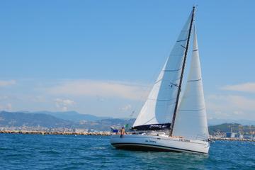 Tour in barca a vela di un giorno