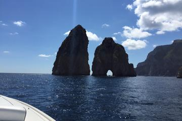 Private Tour: Capri Day Cruise from...