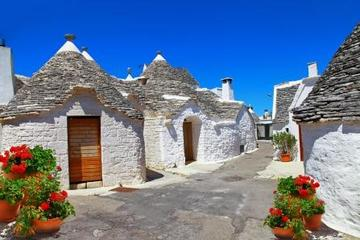 Tour privato: trulli di Alberobello e