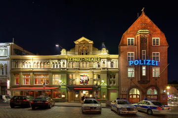 Abendspaziergang durch St. Pauli