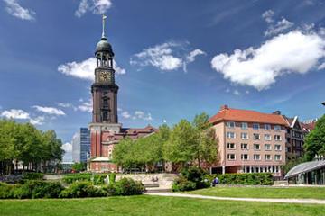 Privat gåtur: Hamborgs gamle bydel