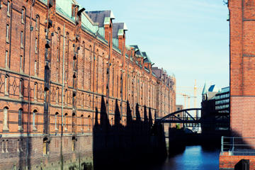 Speicherstadt and HafenCity Tour of Hamburg with German-Speaking Guide