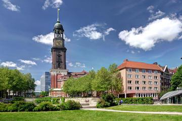 Tour a piedi privato: città vecchia di Amburgo