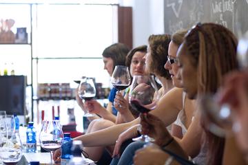 Cata de vinos españoles en San Sebastián