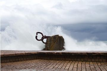 San Sebastian Seaside Sculptures Bike Tour
