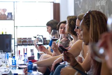 Spanish Wine Tasting in San Sebastián