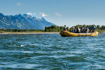 Snake River Scenic Float with Teton Views