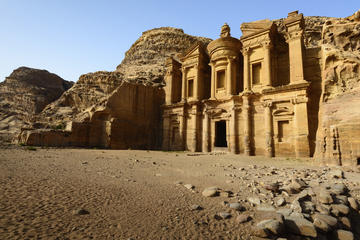 2-daagse tour langs Petra en Jordanië ...